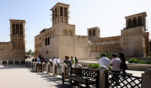 Al Bastakiya Entrance