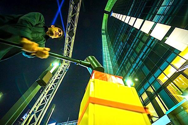 Hi Striker Game - Dubai Festival of Lights 2014