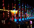 Bridge of Penants - Dubai Festival of Lights 2014