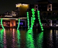 Luminous Algae - Dubai Festival of Lights 2014