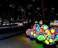 Metamorphosis - Dubai Festival of Lights 2014