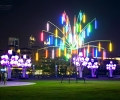 Ombrellum - Dubai Festival of Lights 2014