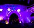 Stars Gate - Dubai Festival of Lights 2014