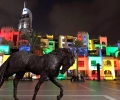 The World According to Piet - Dubai Festival of Lights 2014