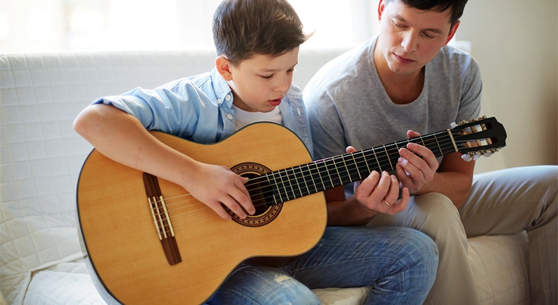 Why Choose Guitar for Child