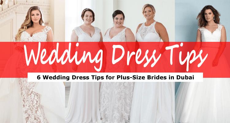 Wedding Dress for Plus-Size Brides in Dubai