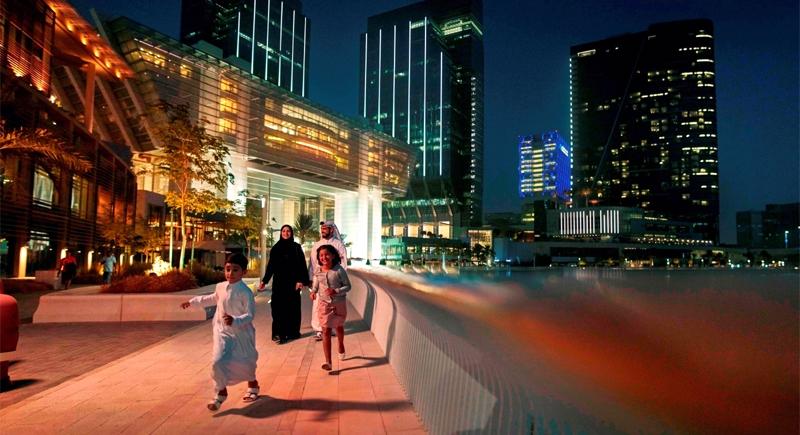 Dubai Safest City