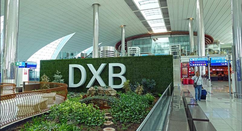 Dubai International Transportation Hub