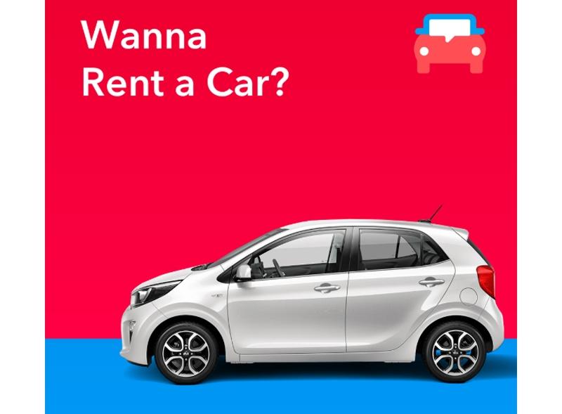 Rent a car options