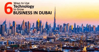 Growing Business in Dubai