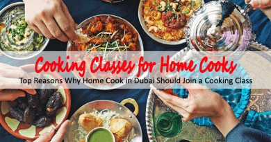 Home Cook in Dubai