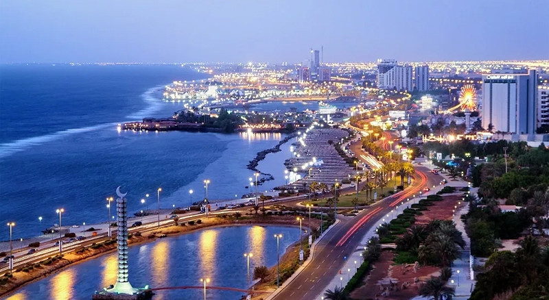 Visit Jeddah