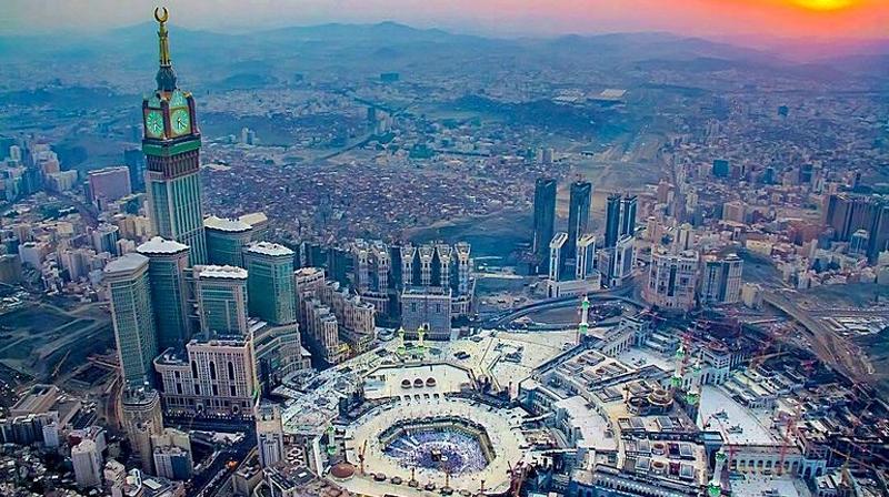 Visit Makkah