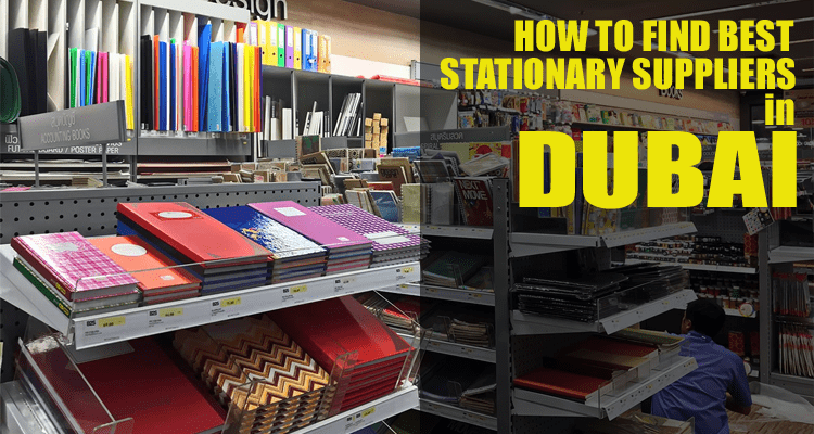 Best Stationary Suppliers in Dubai
