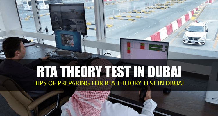 RTA Theory Test in Dubai