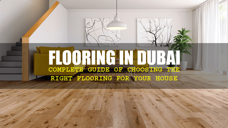 flooring in Dubai