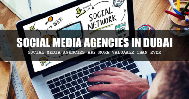 Social Media Agencies in Dubai