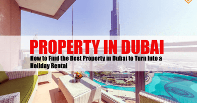 Holiday Rental in Dubai