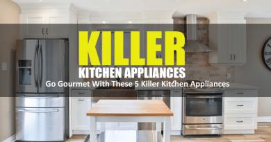 Kitchen Appliances in Dubai