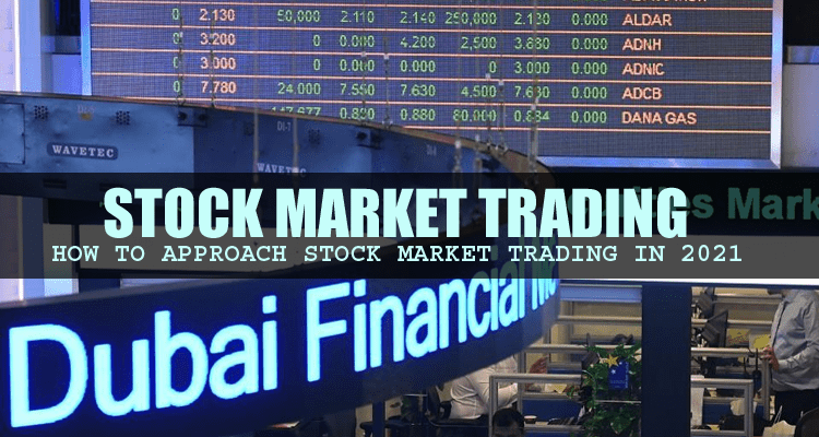 Stock Market Trading in 2021