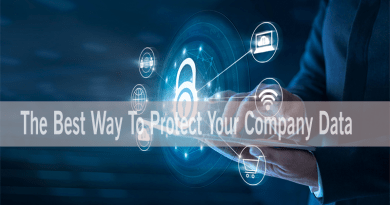 Protect Your Company Data