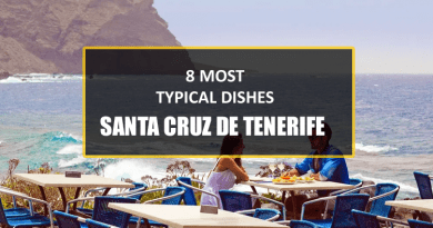 Santa Cruz De Tenerife Dishes