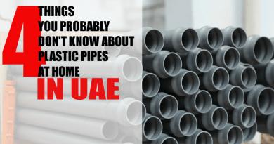 Plastic Pipes in UAE
