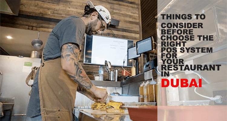 POS System for Restaurants in Dubai