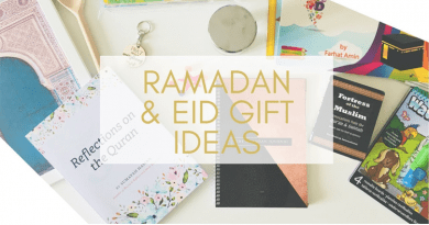 gift ideas for Eid and Ramadan in Dubai
