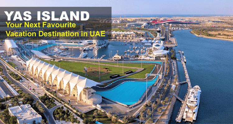 Yas Island UAE