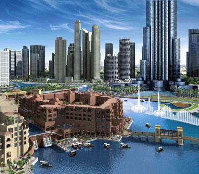 Downtown-Burj-Dubai