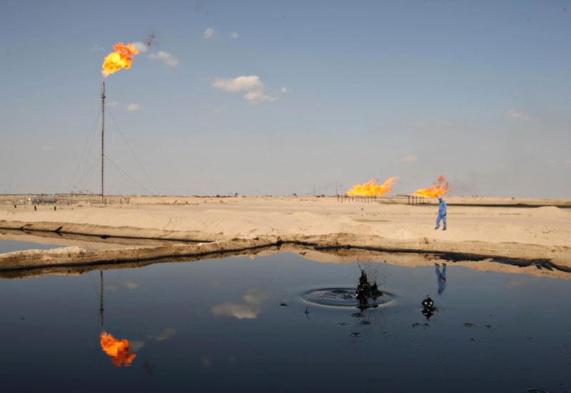 oilfield in dubai