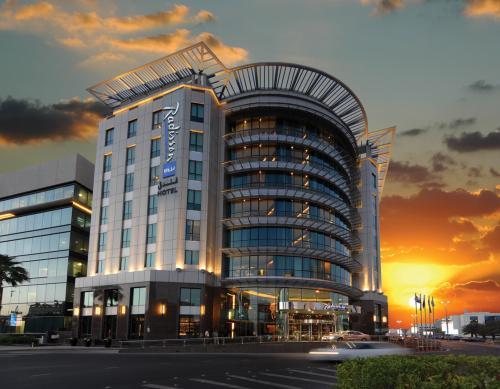 Radisson Blu Hotel Dubai