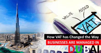 VAT in Dubai