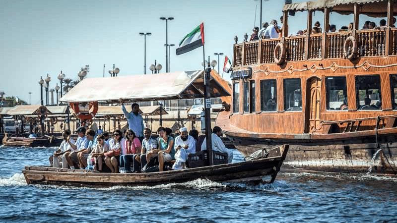 Abra Ride Dubai