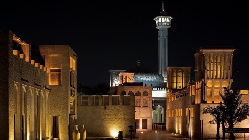 Al Bastakiya Dubai