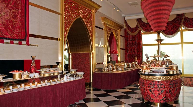 Al Iwan Dubai Restaurant