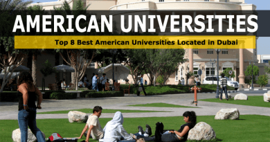 American Universities in Dubai