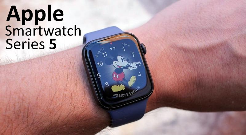 Apple Watch Series 5 in Dubai