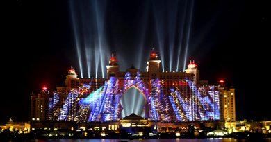 Atlantis Hotel Opening Ceremony