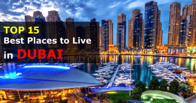 Best Place to Live in Dubai