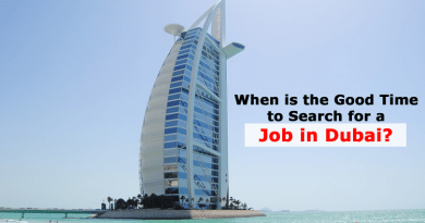 Best Time to Apply for a Job in Dubai