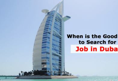 When is the Good Time to Apply for a Job in Dubai?