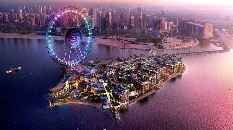 Bluewater Island Dubai Project