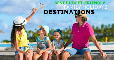 Budget-Friendly Family Holidays