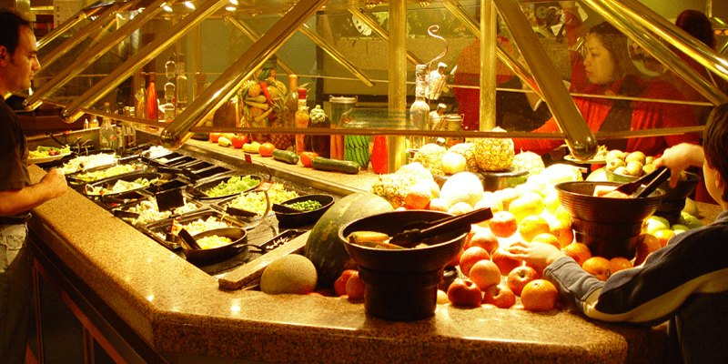 Dubai Buffets Meal