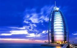 7 star Hotel Burj Al Arab Dubai