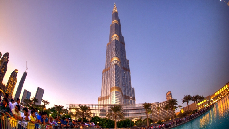 The 20 must visit places in dubai in 2015 for Burj khalifa footprint