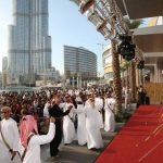 burj khalifa opening ceremony