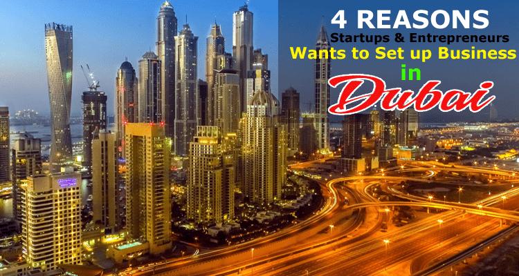 Set up Business in Dubai